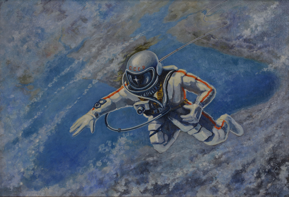 Alexei-Leonov-Space-Walk-Over-the-Black-Sea